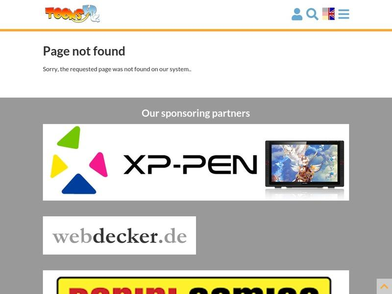 Screenshot von http://www.toonsup.com/list/comic_strips_1071